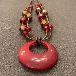 Lia Sophia necklace retired
